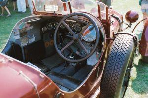 1933 Alfa Romeo 8C 2300 2.6 Liter Monza Spider Corsa, dash